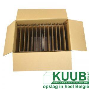 Veilig borden inpakken, opslaan en verhuizen met deze bordendoek - verhuisdoos voor borden