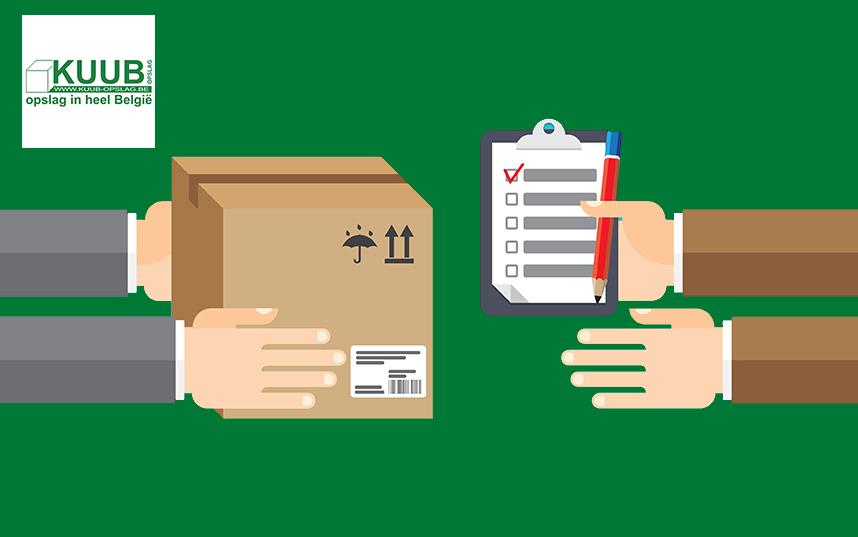 Waar kunnen je leveringen gebracht worden als je aan het werk bent? Bij Kuub krijgt elke klant gratis ontvangstservice voor paketten
