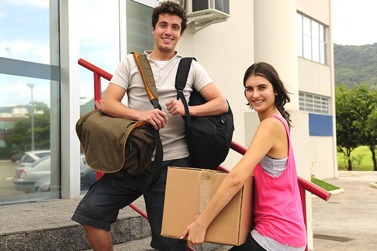 Met deze 6 tips verhuis je voorbereid naarr je studentenkamer