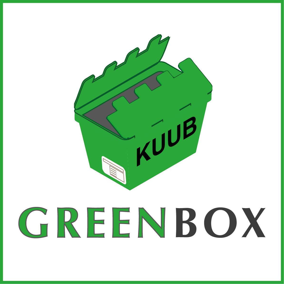 GreenBox zijn sterke, duurzame, herbruiikbare kunststof verhuisdozen.