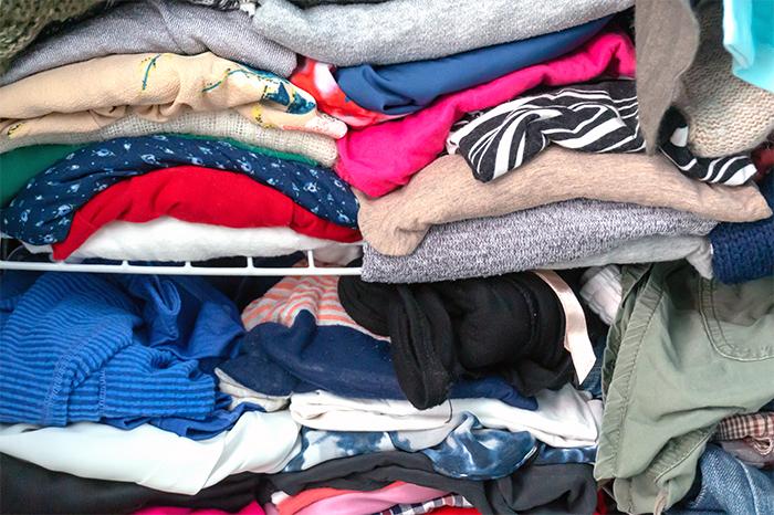 Winterkledij nemen veel plaats in. Bewaar ze buiten de winter in het GreenBox Hotel