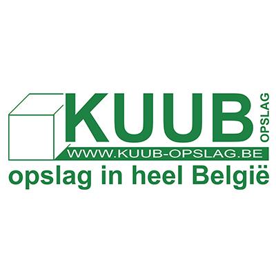 Kuub Opslag logo